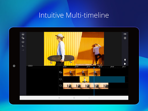 PowerDirector - Video Editor App, Best Video Maker 7.2.0 Screenshots 16