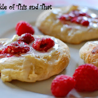 Raspberry Danish Recipes