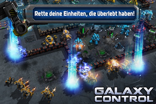 Galaxy Control: 3D Strategie  screenshots 1
