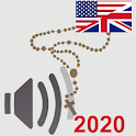 The Holy Rosary English Audio Text Offline 2020 icon