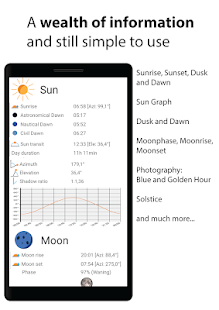 Sun Locator Pro Screenshot