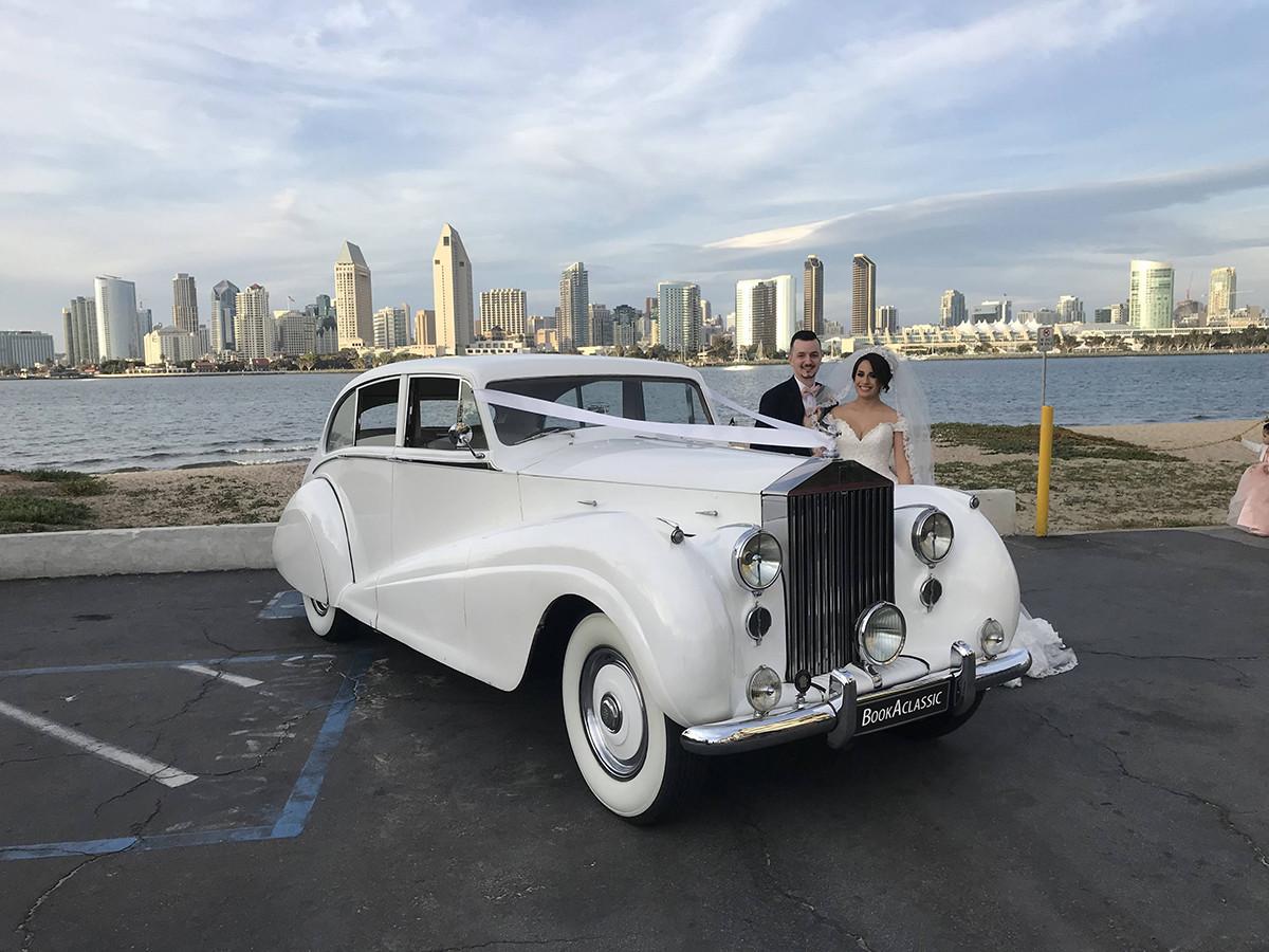 Rolls-royce Wraith Hire San Diego