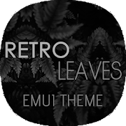 Retro Leaves EMUI 5/8/9 Theme