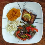 Salmon Dinner (pay online price)