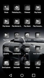 Bacca Gray - Icon Pack screenshot 4