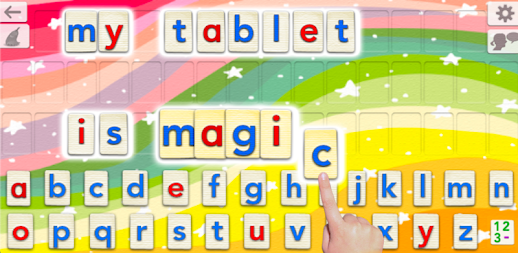 Word Wizard for Kids - Learn to Read & Spell APK