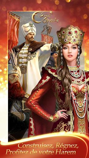 Days of Empire-Harem Impérial  astuce 1