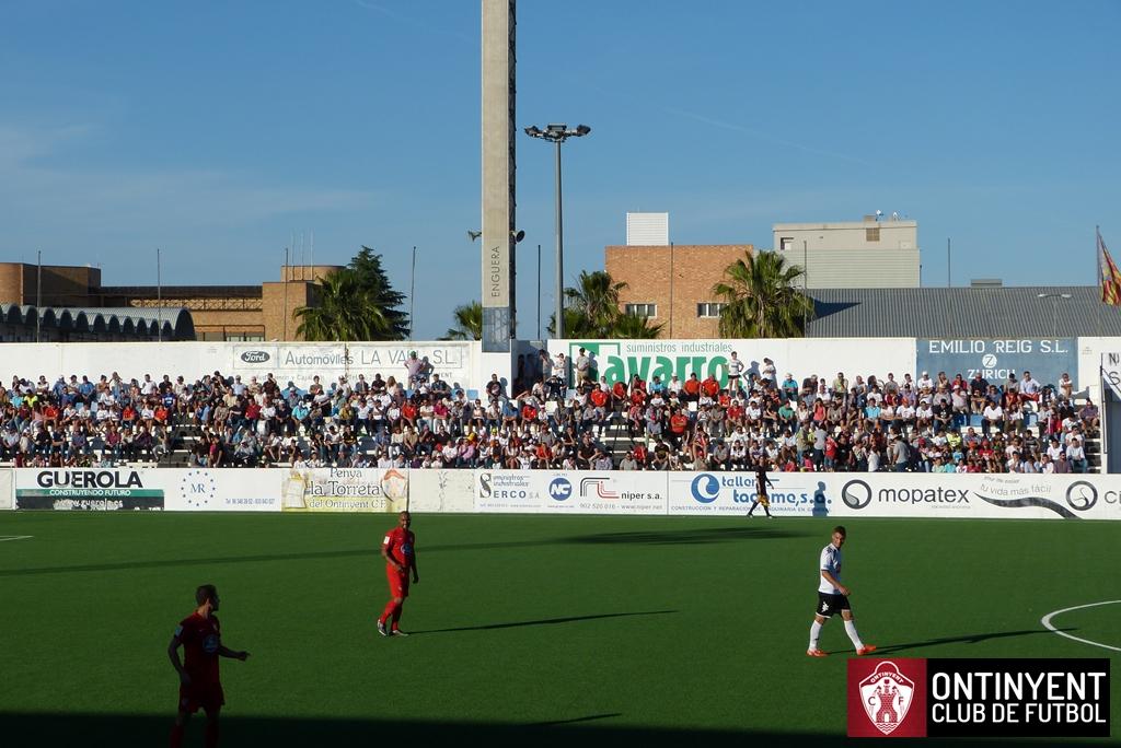 Ontinyent CF - Terrassa FC