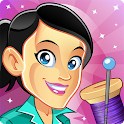 Tailor Shop:Dress Maker Game icon
