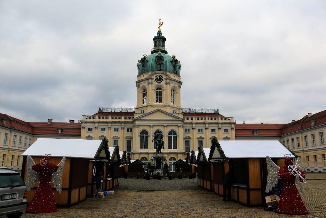Предрождественские Берлин и Магдебург - ноябрь 2017