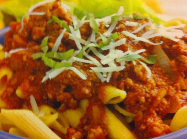 Beef Ragu With Penne Pasta Recipe
