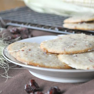 Corn and Cranberry Pancakies