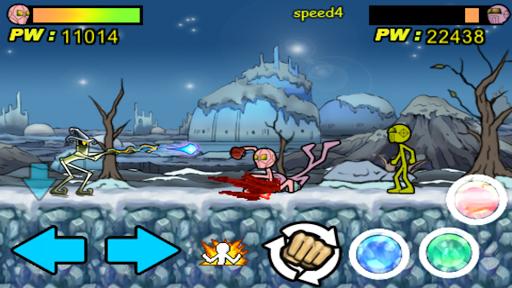 Anger of stick 3  captures d'écran 2