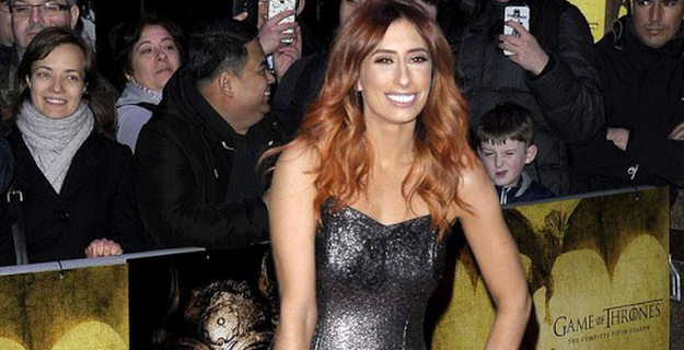 Stacey Solomon wouldn't do online dating