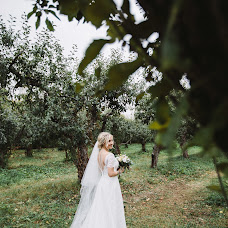 Wedding photographer Inga Kagarlyk (ingalisova). Photo of 08.10.2018