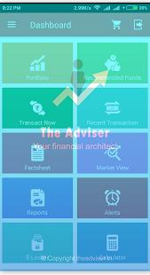 The Adviser - náhled