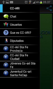 CC-ARI (Sta Fe) screenshot 1