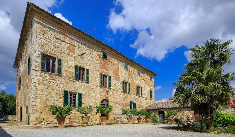 Villa Trequanda