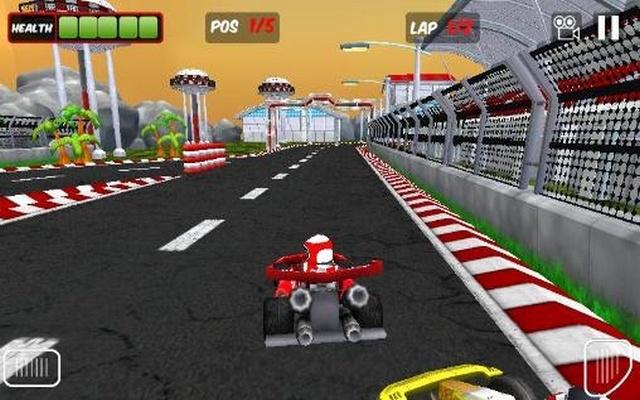 Kart Revenge Games