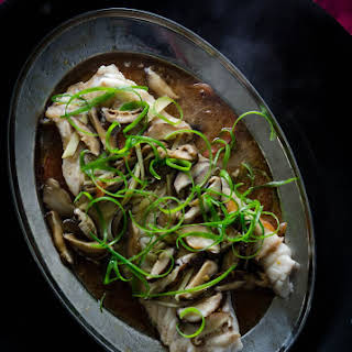 Cantonese Steamed Fish.