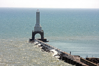Photo: Windy Lighthouse