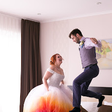Wedding photographer Nadezhda Bocharova (bocharova). Photo of 19.09.2017