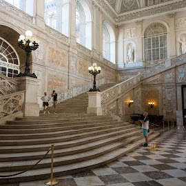 Naples Palace by Andrew Moore - Buildings & Architecture Other Interior