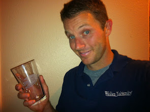 Photo: Beat Up (But a 12-0 Season & a Pint Glass to Show For It)