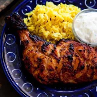 Tandoori Chicken Flatbread Recipes.