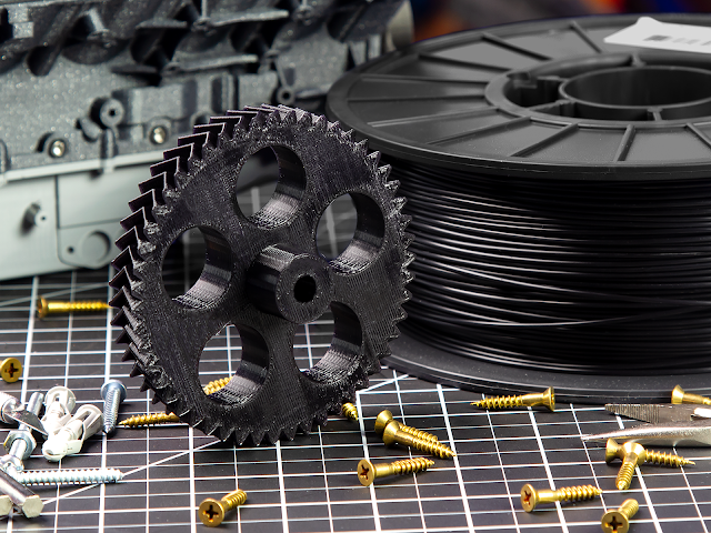 Midnight Blue PRO Series ABS Filament - 2.85mm (1kg)