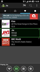 Best Singapore Radios screenshot 2