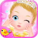 Princess New Baby's Day Care icon
