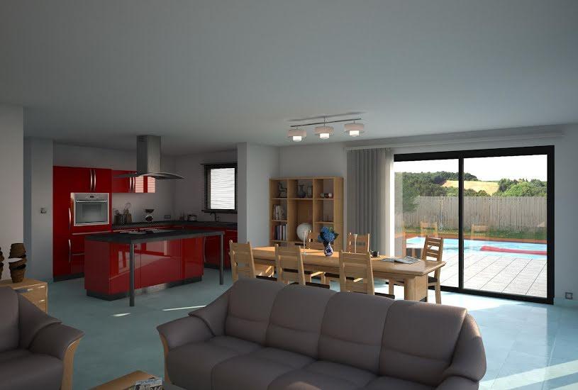 Vente Terrain + Maison - Terrain : 1800m² - Maison : 140m² à Nouaillé-Maupertuis (86340)