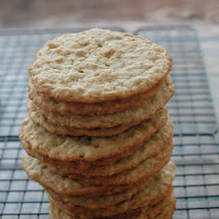 Chewy Oatmeal Coconut Cookies.