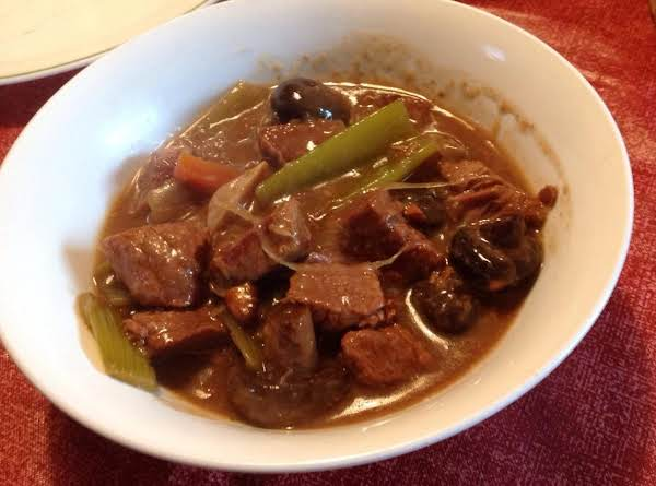 Yuengling Irish Beef Stew Recipe