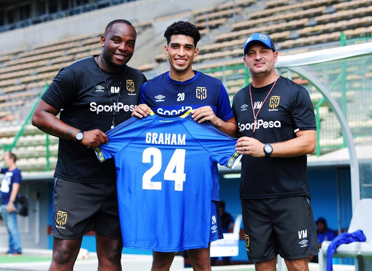 Cape Town City announced the signing of former Ajax Cape Town midfielder Travis Graham.