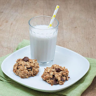 Chocolate Chip Peanut Butter Oatmeal Cookies Recipe
