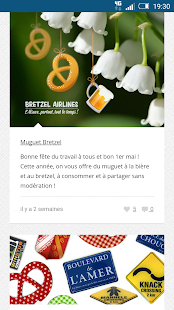 Bretzel Airlines News - náhled