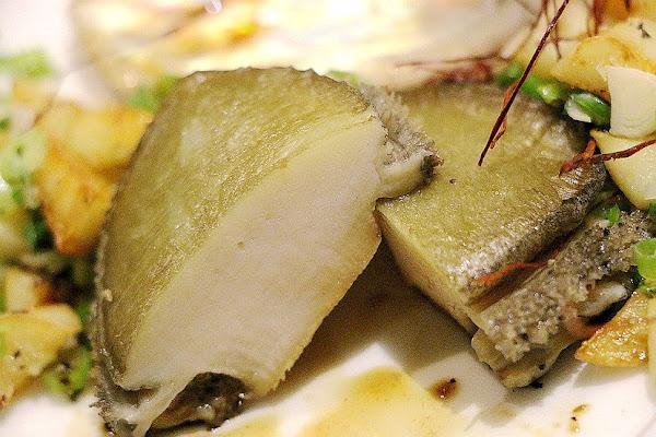 京炙鐵板燒♥活鮑精緻海陸套餐♥捷運中山國中站美食