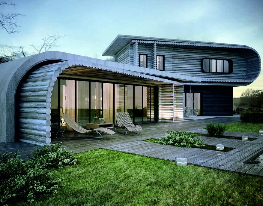 wooden house design ideas screenshot - House Designs Ideas