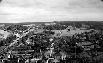Photo: Soderehamn along the river from Oscarsborg Tower hill
