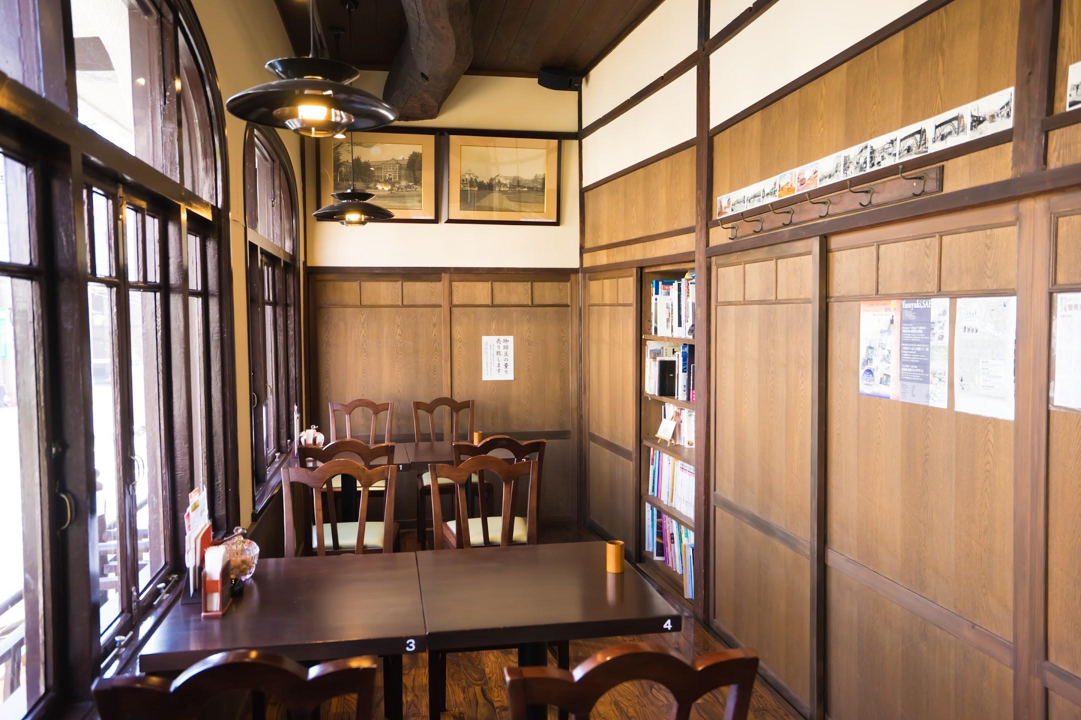 熊本 長崎次郎喫茶店1