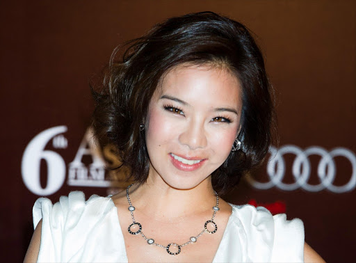 Thai actress Cris Horwang, pictured here at the 6th Asian Film Awards in 2012, stars in the controversial Seoul Secret
