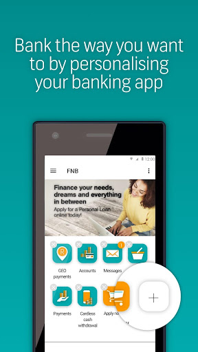 FNB Banking App by FNB (Google Play, United States