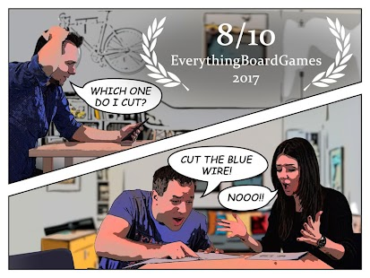 Them Bombs: co-op board game play with 2-4 friends- screenshot thumbnail