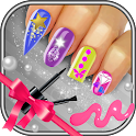 Nail Salon Games for Girls icon