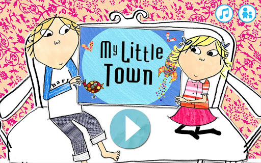 Charlie & Lola: My Little Town