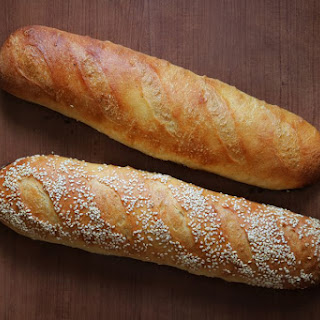 Easy French Bread.