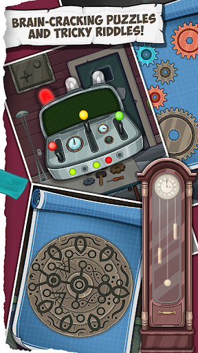 Fun Escape Room Puzzles u2013 Can You Escape 100 Doors apktram screenshots 15
