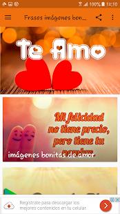 Frases E Imagenes Bonitas De Amor Aplicacions A Google Play